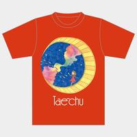 Tae-chu Tシャツ レッド