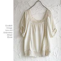 Old Lace Design ブラウス