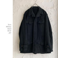 French Military Dyed M-47 JKT
