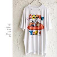 90's Looney Tones Trim Tee