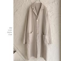 Old Linen Atelier コート