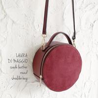 LAURA DI MAGGIOラウンドBag
