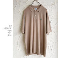 Old LACOSTE ポロシャツ
