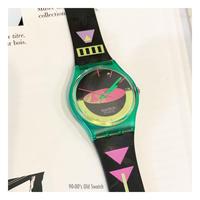 90-00's Swatch クォーツ腕時計