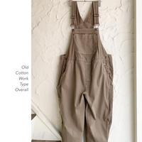 Old Cotton Bigオーバーオール