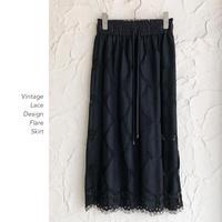 Vintage Lace Designスカート