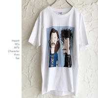 Import CharacterプリントTee