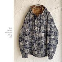 Batik Pattern リバーシブルJKT