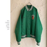 【OUTLET】90's CHALK LINE ナイロンブルゾン