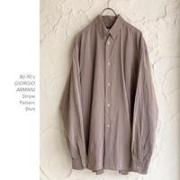 80-90's GIORGIO ARMANIシャツ