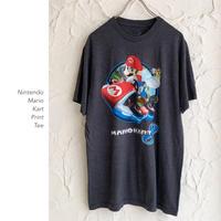 Mario Cart プリントTee