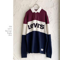 Levi's Big Logoラガーシャツ