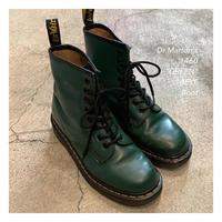 "Dr.Marten's 1460 ""GREEN"" 8EYE ブーツ"
