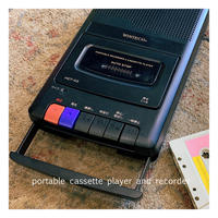 Portable Cassette Player&Recorder