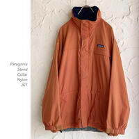 Patagonia Stand CollarナイロンJKT
