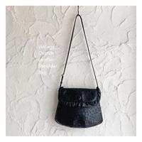 Vintage Ostrich Shoulder Bag