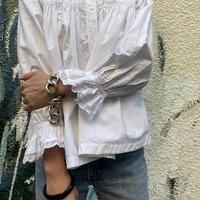 20's British Antique Cotton Lace Blouse