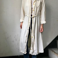 40's British Rayon Coat