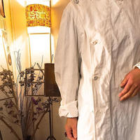 60's British Medical Work Coat