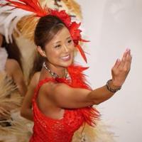 Te Ra KYOKO タヒチアンダンス オンラインレッスン70min ※事前にZoomアカウントを取得した上でお申し込みください。