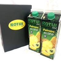ROTUIパイナップルジュース 2本セット