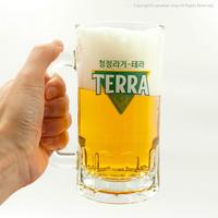 【TERRA】ジョッキグラス  500ml