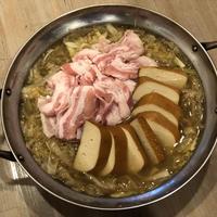 酸菜白肉鍋の素・2〜3人前