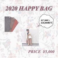 【再販】Suntial2020福袋①  (¥5,000)