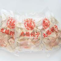 丸福餃子(50個×3袋セット・冷凍)