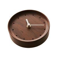 [kime]置き掛けどちらでも使える小さな木の時計