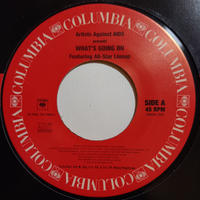 Artists Against Aids Present / What's Going On (7inch)