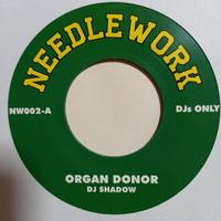 DJ Shadow / Organ Donor (7inch)