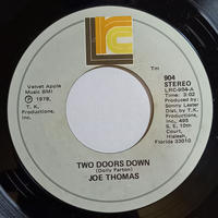 Joe Thomas / Two Doors Down (7inch)