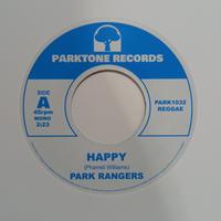 Park Rangers / Happy (7inch)
