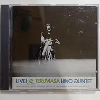 日野 皓正 Quintet / Live  (CD)