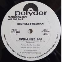 Michele Freeman / Tumble Heat  (12inch)