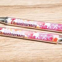 <ボールペン>高橋涼子7周年記念デザイン 1本500円