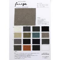 fanage コットン100% 細コーデュロイ 生地 1,5mm畝/色サンプル