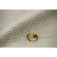 【変わり織り】 fanage コットン100% ダイヤ柄ドビー生地/10cm