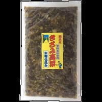 瀬高産 きざみ高菜 250g