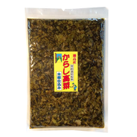 瀬高産 辛子高菜 500g