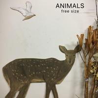 ANIMALS [鹿]完成品