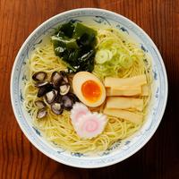 青森しじみラーメン 5食入り【ASR-5】