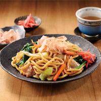 青森ネバリゴシ麺焼うどん 6食入り【ANY-6】