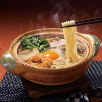 青森なべ焼うどん 5食入り【AN-5】