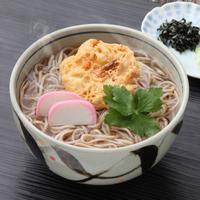 天ぷらそば 1ケース10食入り【TS-10】