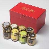 【浜んまちPUDDING】焙煎コーヒー&オリジナルプリンセット(8個)