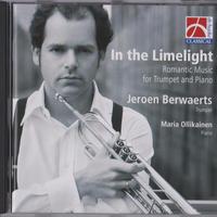 "★item188 イェルーン・ベルヴァールツ Jeroen Berwaerts CD ""イン・ザ・ライムライト"" In The Limelight (2005)"