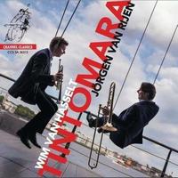 "★item183 ヴィム・ファン・ハッセルト&ユルゲン・ファン・ライエン CD ""ティントマラ""Tintomara"" (2015)"