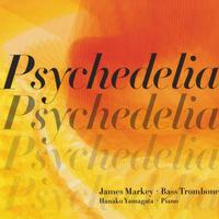 "★item169 ジェームス・マーキー CD""サイケデリア"" Psychedelia (2014)"